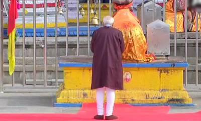 latest-news-prime-minister-narendra-modi-in-kedarnath