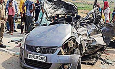 latest-news-four-noida-medical-students-killed-in-accident