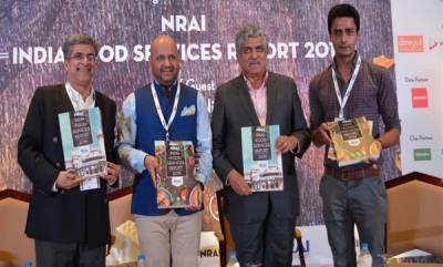 business-nrai-india-food-services-report-2019-launched-by-shri-nandan-nilekani-in-bengaluru