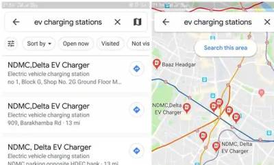 tech-news-ev-owners-in-india-can-now-check-public-ev-charging-station-locations-on-google-maps