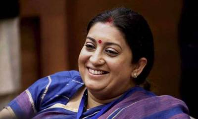 latest-news-24-hours-to-go-smriti-irani-tweets-thank-you-ahead-of-results