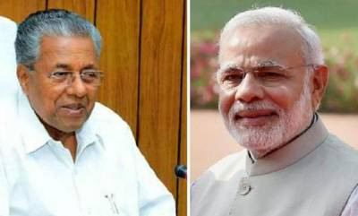 kerala-pinarayi-vijayan-congratulates-pm-modi-on-victory