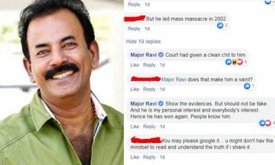 latest-news-major-ravi-praises-narendra-modi-for-loksabha-election-victory-faces-criticism