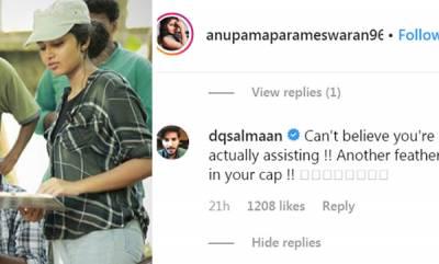 latest-news-anupama-parameswaran-as-assistant-director