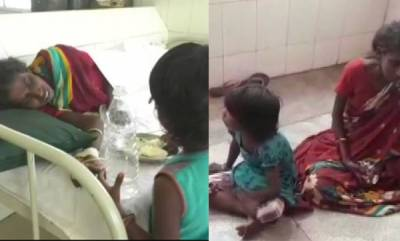 latest-news-six-year-old-girl-begging-for-her-mothers-treatment