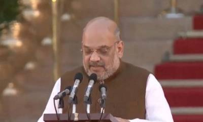 india-amit-shah-takes-charge-as-union-home-minister