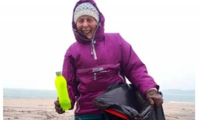 latest-news-70-year-old-grandmother-spent-an-entire-year-cleaning-up-beach