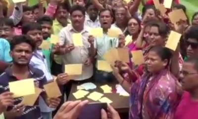 latest-news-trinamool-congress-send-10000-postcards-to-pm-narendra-modi