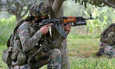 india-four-militants-killed-in-encounter-in-j-ks-pulwama