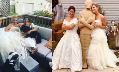 womens-world-wear-wedding-dresses-on-nights-out-after-divorced
