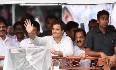 india-modi-stands-for-lies-hatred-we-stand-for-love-says-rahul-in-wayanad