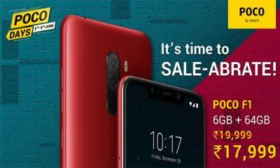 mobile-poco-f1-temporary-price-cut-in-india