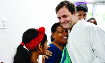 latest-news-rahulgandhi-met-nurse-rajamma-after-49-years-a-special-meeting
