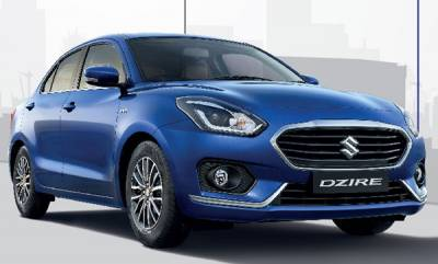 auto-maruti-suzuki-dzire-sales-cross-19-lakhs-units