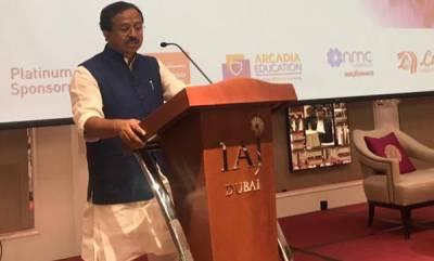 latest-news-central-minister-vmuraleedharan-visits-dubai