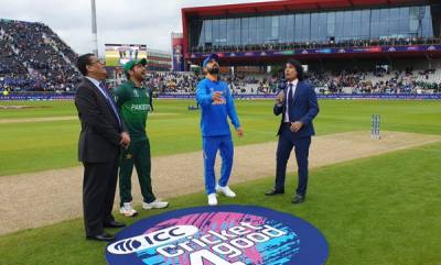 sports-news-india-vs-pakistan-world-cup-2019-no-rain-in-manchester-as-pakistan-elect-to-bowl-vs-india