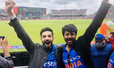 sports-news-anirudh-ravichander-watching-world-cup-with-sivakarthikeyan