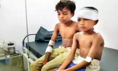 latest-news-thane-boy-fights-off-leopard-saves-7-year-old-cousin