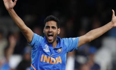 sports-cwc19-bhuvneshwar-kumar-to-miss-indias-next-two-three-matches