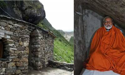 latest-news-narendra-modis-kedarnath-cave-visit