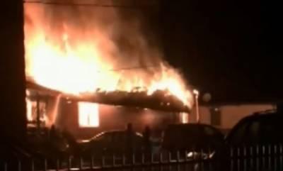 latest-news-australia-fire-three-children-killed