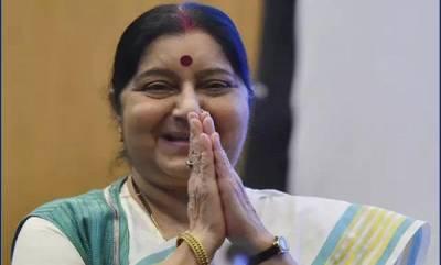 latest-news-sushma-swaraj-vacates-govt-house