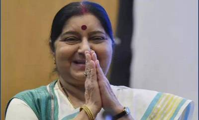 india-former-eam-susham-swaraj-moves-out-of-official-residence