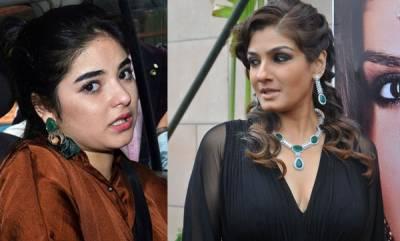 latest-news-raveena-tandan-against-saira-vasim