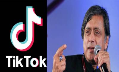 latest-news-tiktok-refutes-shashi-tharoors-claim-on-sharing-data-with-china
