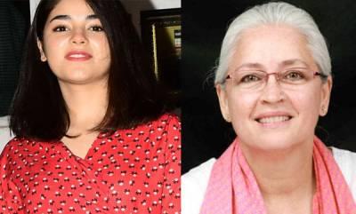 latest-news-nafisa-ali-on-zaira-wasim-quitting-films