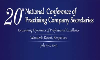 business-20th-national-conference-of-practising-company-secretaries-inaugurated-on-5th-july-2019-at-bengaluru