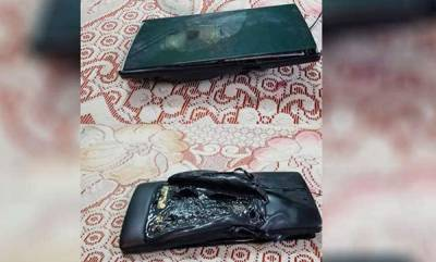 mobile-oneplus-one-smartphone-caught-fire