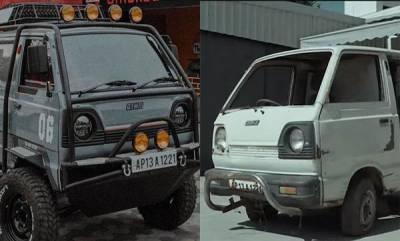 auto-maruti-omni-modified-monster-truck-transformation