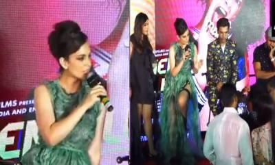 entertainment-kangana-engages-in-ugly-spat-with-scribe-at-judgementall-hai-kya-song-launch