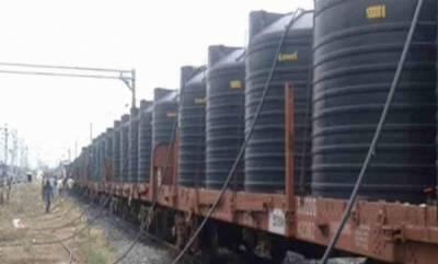 latest-news-water-train-from-jolarpettai-to-chennai