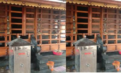 latest-news-andaloor-melsanthi-suspended-for-not-closing-temple-in-a-hury-to-reach-home