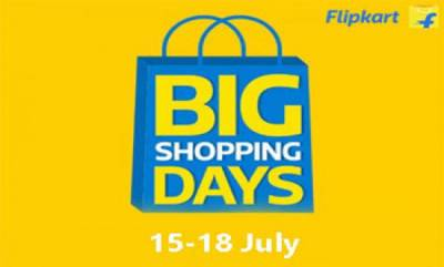tech-news-flipkart-big-shopping-days-sale