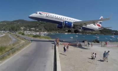 latest-news-plane-landing-just-a-few-feet-away-from-tourists