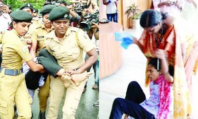 latest-news-secratariate-protest
