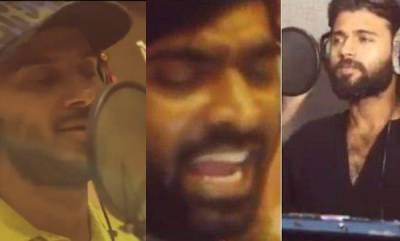 latest-news-vijay-devara-konda-dulqer-salman-vijay-sathupathi-the-comrade-anthem