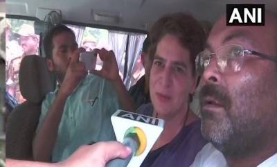 india-sonbhadra-firing-case-it-looks-like-i-am-arrested-says-priyanka-after-being-detained