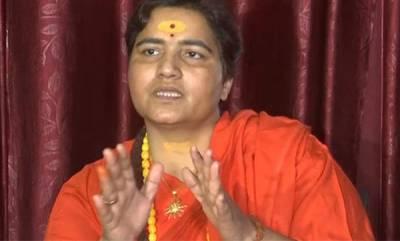 latest-news-didnt-become-mp-to-clean-toilets-and-drains-says-bjps-sadhvi-pragya-singh-thakur