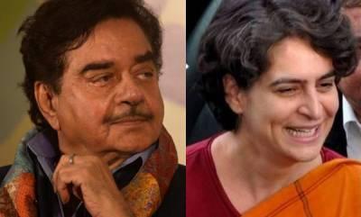 latest-news-apt-as-party-president-shatrughan-sinha-praises-priyanka-gandhi-vadra
