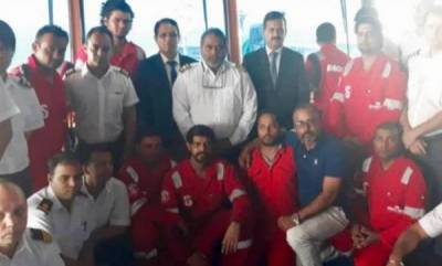 india-iran-releases-9-out-of-12-indians-held-from-detained-ship