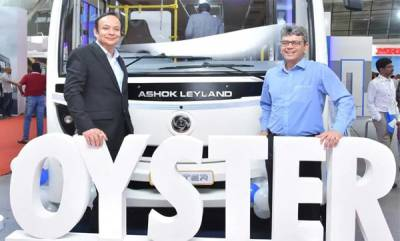 auto-ashok-leyland-launches-oyster-bus-in-india