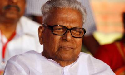 latest-news-chief-minister-cut-travel-allowance-of-v-s-achuthanandhan-aides