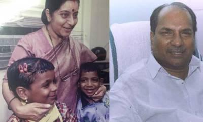 latest-news-sushama-swaraj-a-k-antony-how-to-care-hiv-children