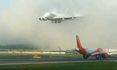 latest-news-aircrafts-grand-entrance-through-clouds