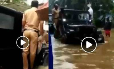 latest-news-police-officer-travelling-on-modified-jeep