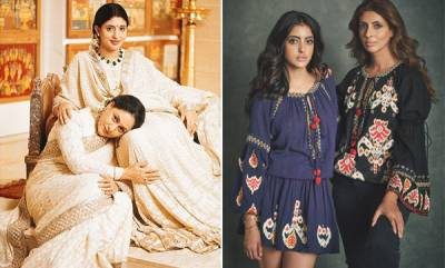 hollywood-old-pic-of-pregnant-shweta-bachchan-trends-online